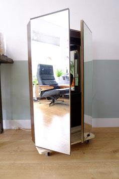 Vintage spiegel meubel  |  19.1117.M