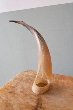 Vogel uit horn  |  19.933.O