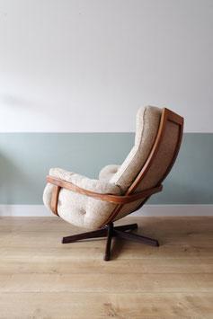 Vintage fauteuil G Mobel  |  18.834.M