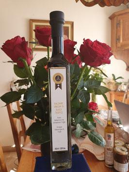 Aceto Balsamico mit schwarzem Trüffel