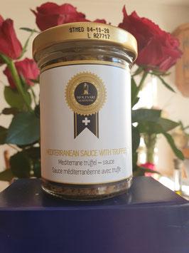 Mediterrane Trüffel - Sauce