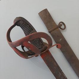 M1852/79 Preußen Kavalleriesäbel der Mannschaft, Kammerstück