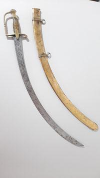 Husaren Offiziers Säbel um 1800/1810 Frankreich