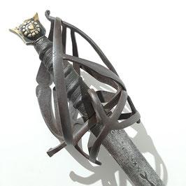 Schiavona Schwert um 1700 Korbschwert aus Italien / Venedig