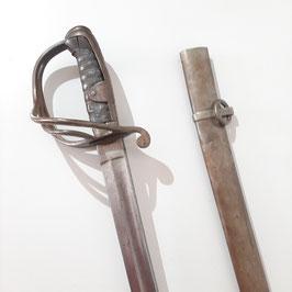 M1821 Leichte Kavallerie Säbel für Mannschaften Portugal