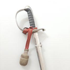 M1899 Kavallerie Offiziers Degen, Schweiz, Eigentumsstück, Seltener Hersteller