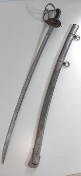 M1829 Kavallerie-Säbel Sachsen, datiert 1847