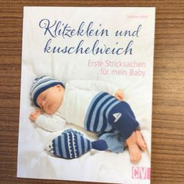 CV Buch Klitzeklein und muschelweich