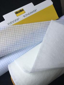 Vliesline/Bügel -Einlage (Preis pro 0,5m)