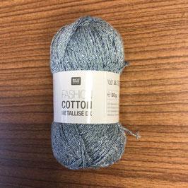 RICO Fashion Cotton mettalise` , 50g / 130m