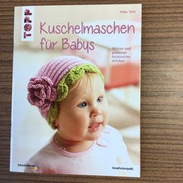 TOPP - Buch Kuschelmaschen für Babys