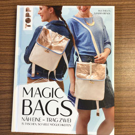 TOPP Nähbuch Magic Bags