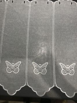 Kurzvorhang Schmetterling