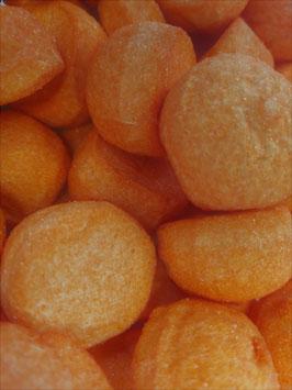 Speckbälle orange