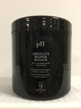 pH Absolute Blonde Bleach ammoniakfreies Blondierpulver  500 Gramm