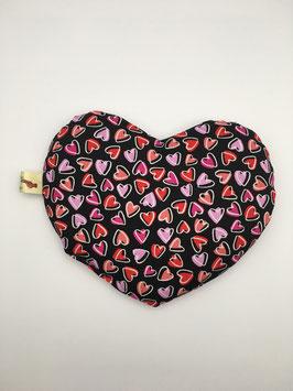 Rapssamen Kissen Herz  #Herzen