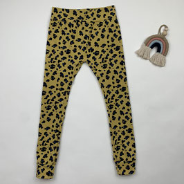 Leggings Leo Gold