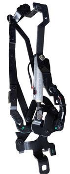 Verdeckdeckelmechanismus links Cabrio Saab 9.3 YS3F