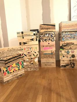 """Wooden Box """"surprise design"""""""