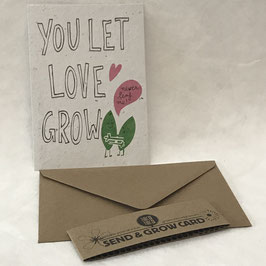 Send & Grow Card