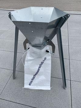 Abfüllgerät für Sandsäcke