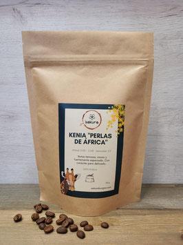 """Café Kenia """"Perlas de África"""" 100% Arábica"""
