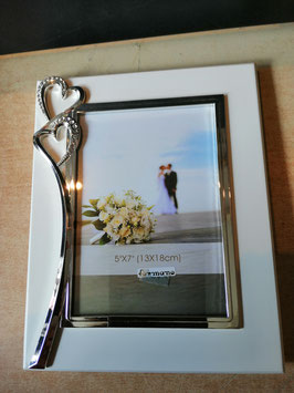 Hochzeitsbilderrahmen 13 x18 cm