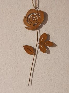 Rose Anhänger