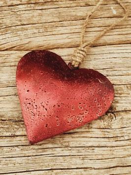 Herz Anhänger Rot