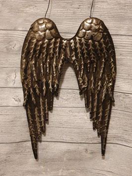 Engelsflügel Gold 14,5x36cm