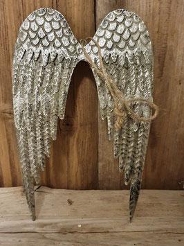 Flügel Eisen ornament