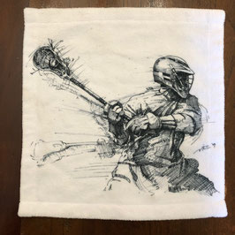 'Crank' Wash Cloth