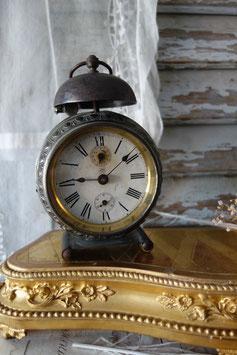 Seltener dekorativer alter Glocken Wecker
