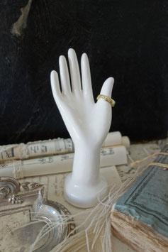 Shabby: Vintage Porzellan Hand / Schmuckständer