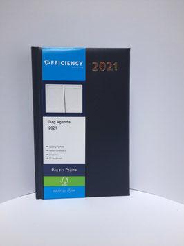 Dag Agenda 2021 Blauw