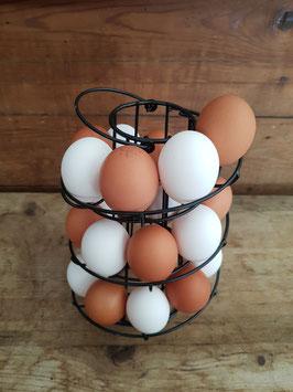 Hühnereier Spender
