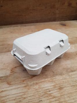 Hühnereier-Schachtel 6er Karton