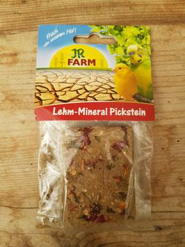 Lehm, Mineralpickstein