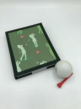 Golf-Tagebuch