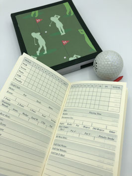 Golfrunden-Tagebuch