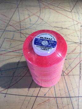 Overlockfaden Neon-Pink 14891