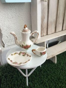 Wichtel Zubehör Tee Service