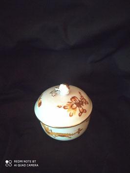 Meissen scatolina decorazione draghi