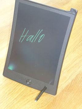 """LCD-Tablet """"Tafel"""" digital mit 1-click löschen"""