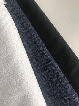 0,5m Stoff, Baumwolle+Viskose, 140-155cm breit