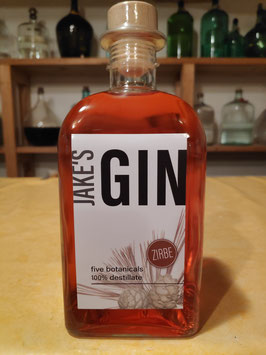 Jake's Zirben-Gin