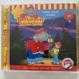 """Benjamin Blümchen findet einen Schatz """"Teil 59"""""""
