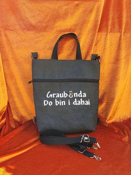 4in1-Tasche Graubünda