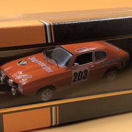 Ford Capri MkI - Schimpf - Montecarlo Rally (1973)