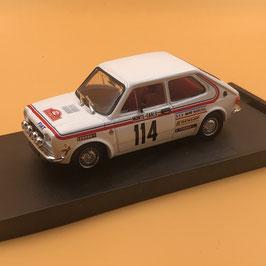 Fiat 127 Gr.1 - Dongue - Rally Montecarlo (1973)